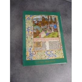 Bibliophilie bibliographie catalogue Sourget XXIX 2004 Manuscrits livres précieux