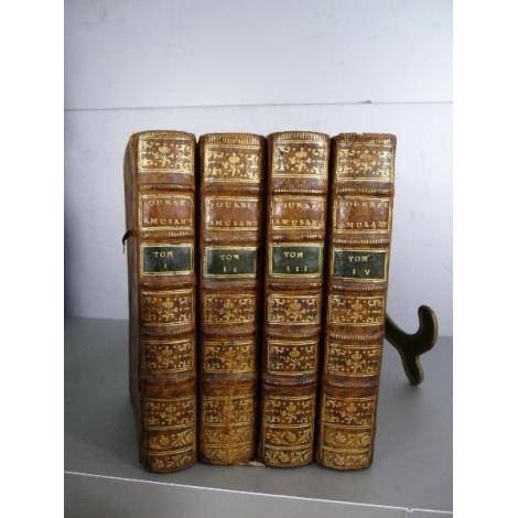 Gomez Les journées amusantes Gravures 8 volume en 4 tomes