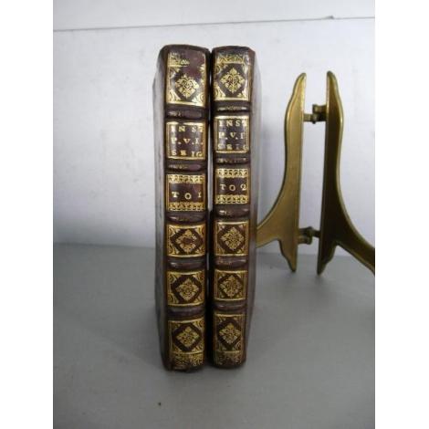 La Chetardy instructions pour un jeune seigneur Rare édition originale