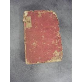 MURET Marc Antoine Onan, ou le tombeau du Mont Cindre 1809 Onanisme Masturbation médecine Edition originale rare