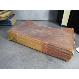 Beccaria Traité des délits et des peines Droit philosophie justice peine de mort Neuchatel 1797