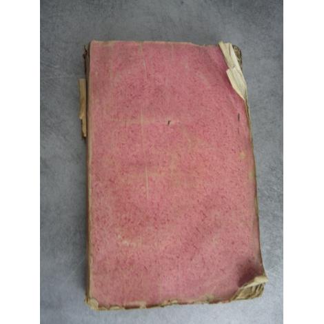 Fiévée Joseph Lettres sur l'Angleterre Philosophie Rousseau Voltaire terreur Edition originale
