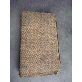 Instruction militaire infanterie ,code pénal militaire Militaria an III, 1793 très rare édition l'année du décret 1793