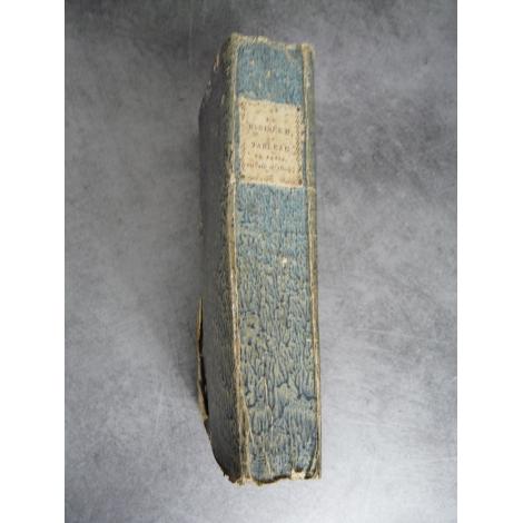 Le Pariséum ou tableau de Paris en l'an XII 1804 par Blanvillain Guide plan révolution