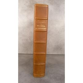 Couderc Les Enluminures Des Manuscrits Du Moyen Age relié avec Blanchon Lasserve Ecritures et enluminures