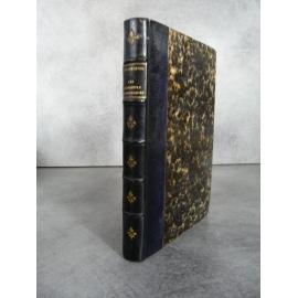 Les chasseurs excentriques souvenirs de chasse par C. d'Amezeuil. 1875 édition originale Cynégétique
