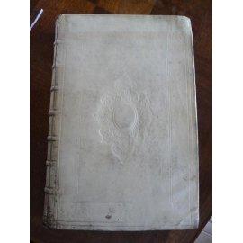 Menestrier, Histoire Civile ou consulaire de Lyon 1696 Célèbre Plan dépliant