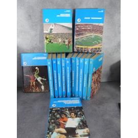 Football histoire de ce sport collection famot vers 1980, 14 volumes à saisir !....