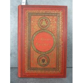 Hetzel Jules Verne Le chemin de France suivi de Gil Braltar Aux initiales